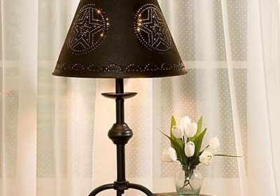 Park-Designs-Punched-Metal-Lampshade-0