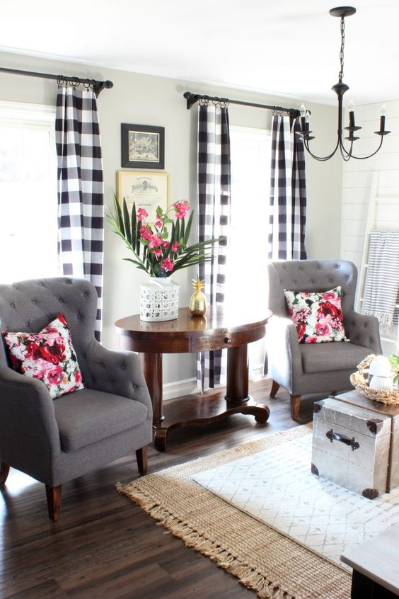 How To Make Your Windows Look Huge With Curtains